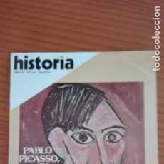 Coleccionismo de Revista Historia 16: HISTORIA 16 Nº 65 SEPTIEMBRE 1981 PABLO PICASSO, EL GENIO FEBUS, SEÑOR DE LOS PIRINEOS EL SINAÍ. Lote 207516411
