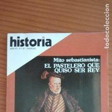 Coleccionismo de Revista Historia 16: HISTORIA 16 Nº 67 NOVIEMBRE 1981 MITO SEBASTIANISTA LA TURQUÍA DE ATATÜRK BERNINI, APOTEOSIS BARROCA. Lote 207517616