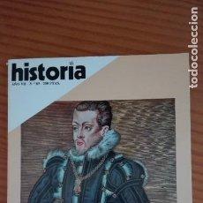 Coleccionismo de Revista Historia 16: HISTORIA 16 Nº 69 ENERO 1982 FELIPE II, RETRATO INÉDITO LA GUERRA FRÍA TRAGEDIA Y MUERTE DE LINCOLN. Lote 207517911