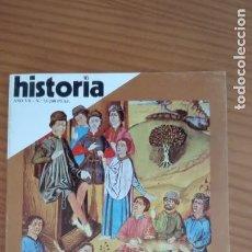 Coleccionismo de Revista Historia 16: HISTORIA 16 Nº 75 JULIO 1982 DON JUAN MANUEL, FIGURA Y GENIO DARWIN: EL VIAJE DEL BEAGLE. Lote 207519982