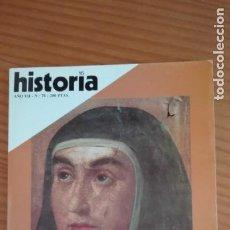 Coleccionismo de Revista Historia 16: HISTORIA 16 Nº 78 OCTUBRE 1982 TERESA DE JESÚS REFORMADORA EL ALEMEIN MURILLO, GENIO DEL BARROCO. Lote 207520510