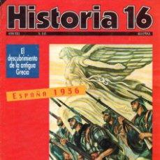 Coleccionismo de Revista Historia 16: HISTORIA 16 AÑO XXI NUM. 245 SEPTIEMBRE 1996. Lote 202611506