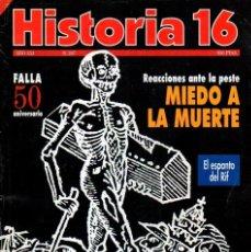 Colecionismo da Revista Historia 16: HISTORIA 16 AÑO XXI NUM. 247 NOVIEMBRE 1996. Lote 202611867
