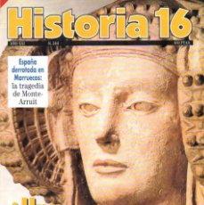 Coleccionismo de Revista Historia 16: HISTORIA 16 AÑO XXI NUM. 244 AGOSTO 1996. Lote 202611481