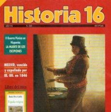 Coleccionismo de Revista Historia 16: HISTORIA 16 AÑO XX NUM. 240 ABRIL 1996. Lote 202611297