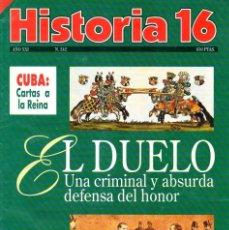Coleccionismo de Revista Historia 16: HISTORIA 16 AÑO XXI NUM. 242 JUNIO 1996. Lote 202611350