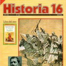 Coleccionismo de Revista Historia 16: HISTORIA 16 AÑO XXI NUM. 243 JULIO 1996. Lote 202611415