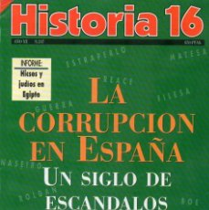 Coleccionismo de Revista Historia 16: HISTORIA 16 AÑO XX NUM. 237 ENERO 1996. Lote 202611255
