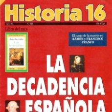 Coleccionismo de Revista Historia 16: HISTORIA 16 AÑO XX NUM. 238 FEBRERO 1996. Lote 202611268
