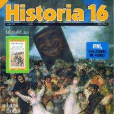 Coleccionismo de Revista Historia 16: HISTORIA 16 AÑO XIX NUM. 214 FEBRERO 1994. Lote 208887516