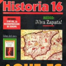 Coleccionismo de Revista Historia 16: HISTORIA 16 AÑO XIX NUM. 215 MARZO 1994. Lote 208891746