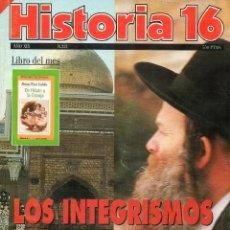 Coleccionismo de Revista Historia 16: HISTORIA 16 AÑO XIX NUM. 221 SEPTIEMBRE 1994. Lote 208900095
