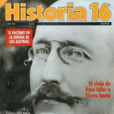 Coleccionismo de Revista Historia 16: HISTORIA 16 AÑO XIX NUM. 222 OCTUBRE 1994. Lote 208900113