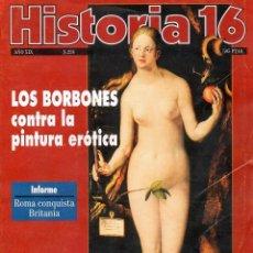 Coleccionismo de Revista Historia 16: HISTORIA 16 AÑO XIX NUM. 224 DICIEMBRE 1994. Lote 208900236