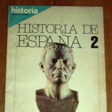 Coleccionismo de Revista Historia 16: HISTORIA 16. HISTORIA DE ESPAÑA 2 : HISPANIA ROMANA. AÑO V ; EXTRA XIV ; JUNIO 1980. Lote 209872032