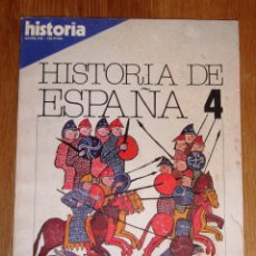 Coleccionismo de Revista Historia 16: HISTORIA 16. HISTORIA DE ESPAÑA 4 : UNA SOCIEDAD EN GUERRA. AÑO V ; EXTRA XVI ; DICIEMBRE 1980. Lote 209872142