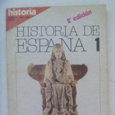 Coleccionismo de Revista Historia 16: HISTORIA 16 , EXTRA XIII HISTORIA DE ESPAÑA Nº 1: LA ESPAÑA ANTIGUA, DE ALTAMIRA A SAGUNTO. ETC. Lote 209900292