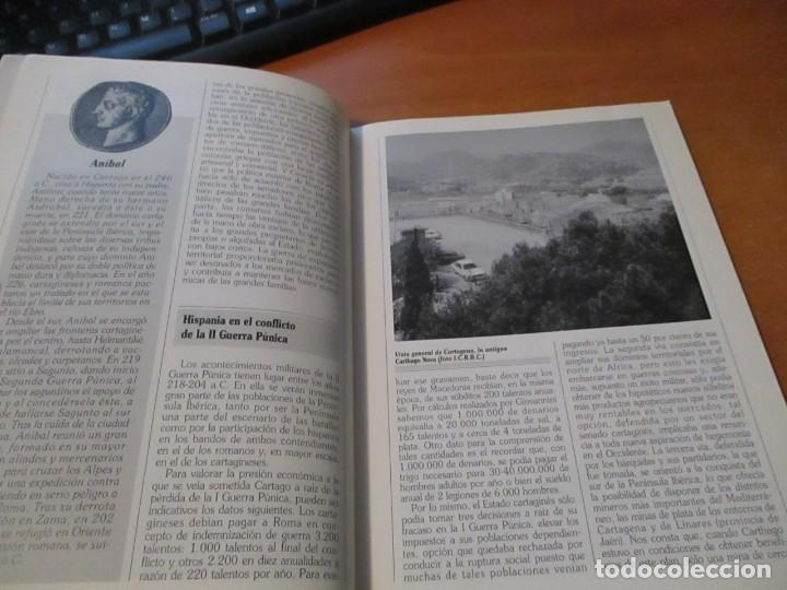 Coleccionismo de Revista Historia 16: Historia 16 Historia de España Nº 3 Temas de Hoy. De Anibal a Emperador Augusto - Foto 3 - 210434632