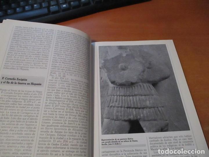 Coleccionismo de Revista Historia 16: Historia 16 Historia de España Nº 3 Temas de Hoy. De Anibal a Emperador Augusto - Foto 4 - 210434632