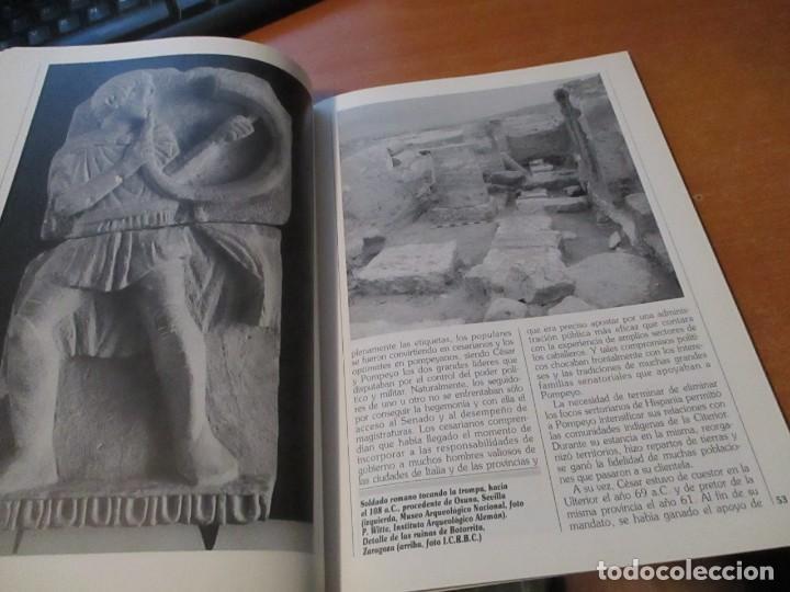 Coleccionismo de Revista Historia 16: Historia 16 Historia de España Nº 3 Temas de Hoy. De Anibal a Emperador Augusto - Foto 6 - 210434632