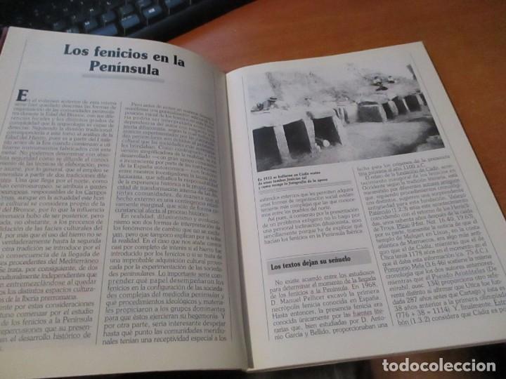 Coleccionismo de Revista Historia 16: Historia 16 Historia de España Nº 2 Temas de Hoy. De Argantonio a los Romanos Iberia Protohistórica - Foto 3 - 210435065
