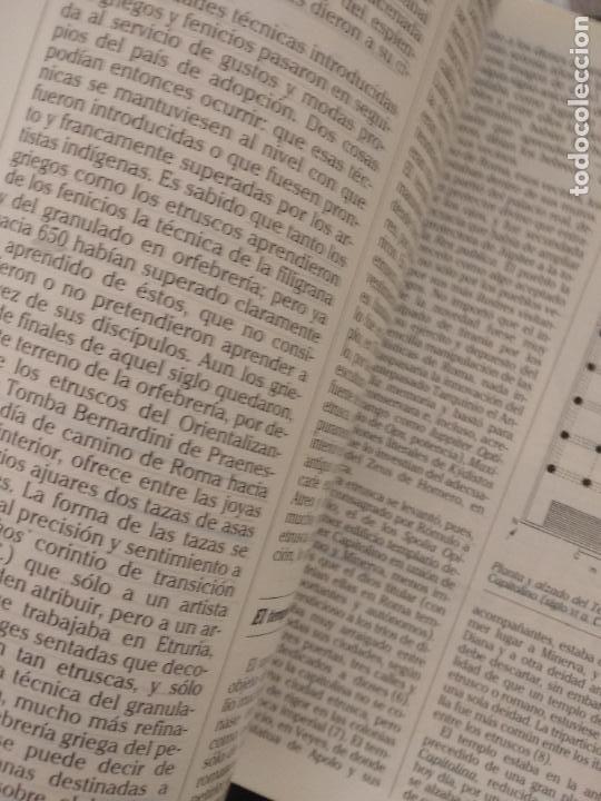 Coleccionismo de Revista Historia 16: HISTORIA DEL ARTE Nº 12. ETRURIA Y ROMA REPUBLICANA. M.A. ELVIRA/BLANCO FREJEIRO. HISTORIA 16 - Foto 2 - 210773375