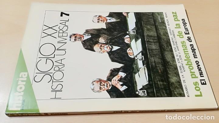 HISTORIA 16 - 7 - SIGLO XX HISTORIA UNIVERSAL - PROBLEMAS PAZ / U-304 (Coleccionismo - Revistas y Periódicos Modernos (a partir de 1.940) - Revista Historia 16)