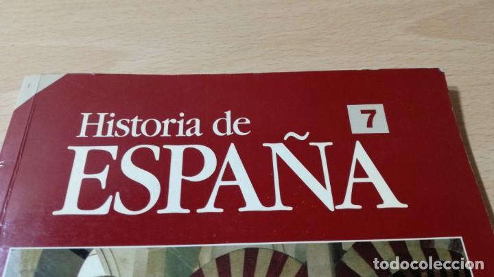 Coleccionismo de Revista Historia 16: HISTORIA 16 - ESPAÑA 7 - LA ESPAÑA MUSULMANA AL-ANDALUS OMEYA VIII XI / U-401 - Foto 3 - 211522677