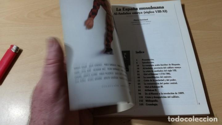Coleccionismo de Revista Historia 16: HISTORIA 16 - ESPAÑA 7 - LA ESPAÑA MUSULMANA AL-ANDALUS OMEYA VIII XI / U-401 - Foto 10 - 211522677
