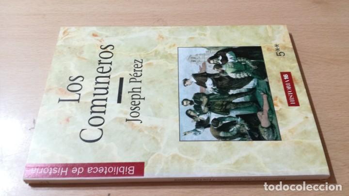 HISTORIA 16 5** LOS COMUNEROS - JOSEPH PEREZ / U-403 (Coleccionismo - Revistas y Periódicos Modernos (a partir de 1.940) - Revista Historia 16)