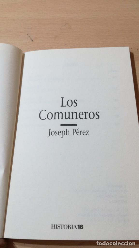 Coleccionismo de Revista Historia 16: HISTORIA 16 5** LOS COMUNEROS - JOSEPH PEREZ / U-403 - Foto 2 - 211522797
