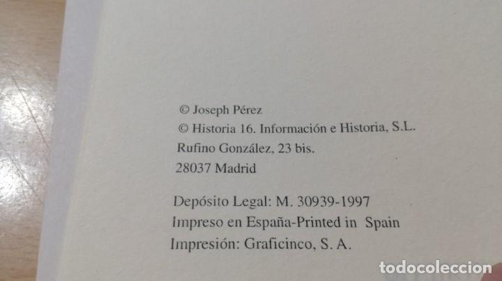 Coleccionismo de Revista Historia 16: HISTORIA 16 5** LOS COMUNEROS - JOSEPH PEREZ / U-403 - Foto 3 - 211522797