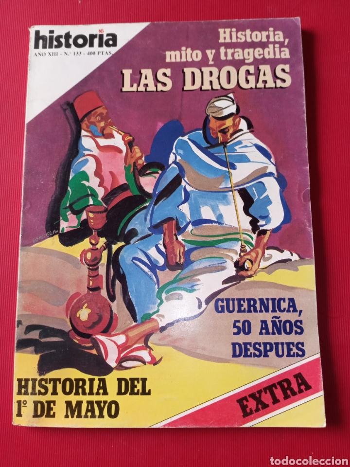 REVISTA HISTORIA. EXTRA PRIMERO DE MM AYO GERNICA (Coleccionismo - Revistas y Periódicos Modernos (a partir de 1.940) - Revista Historia 16)