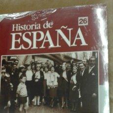 Coleccionismo de Revista Historia 16: HISTORIA DE ESPAÑA DE HISTORIA 16 30 NºS COMPLETA CASI TODOS LOS NºS ESTAN PRECINTADOS NUEVOS. Lote 212527355