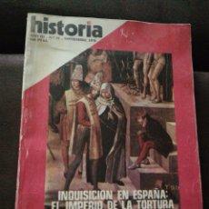 Coleccionismo de Revista Historia 16: AÑO 1978,REVISTA HISTORIA 16,N°131.. Lote 213376570