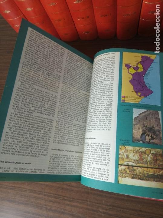 Coleccionismo de Revista Historia 16: Gran colección de revistas encuadernadas Historia 16. 14 tomos de 1976 a 1981. Incluye tomos extras. - Foto 12 - 216972387