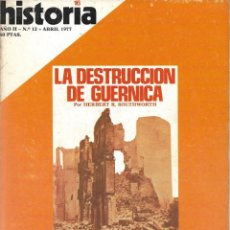 Colecionismo da Revista Historia 16: HISTORIA 16 Nº 12. PEDIDO MÍNIMO EN REVISTAS DE HISTORIA: 5 UNIDADES. Lote 216992776
