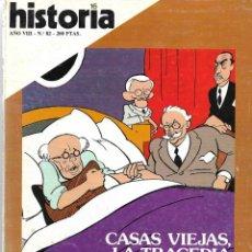 Colecionismo da Revista Historia 16: HISTORIA 16 Nº 82. PEDIDO MÍNIMO EN REVISTAS DE HISTORIA: 5 UNIDADES. Lote 216993010