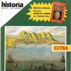 Colecionismo da Revista Historia 16: HISTORIA 16 Nº 187. PEDIDO MÍNIMO EN REVISTAS DE HISTORIA: 5 UNIDADES. Lote 216993096