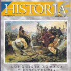 Coleccionismo de Revista Historia 16: REVISTA HISTORIA 16: LA GALIA. Lote 217620498
