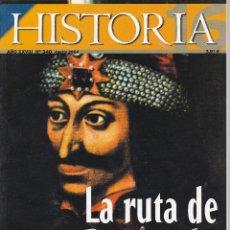 Coleccionismo de Revista Historia 16: REVISTA HISTORIA 16: LA RUTA DE DRÁCULA. Lote 217622852