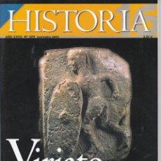 """Coleccionismo de Revista Historia 16: REVISTA HISTORIA 16: VIRIATO """"REY"""" DE LOS LUSITANOS. Lote 217623170"""