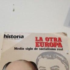 Coleccionismo de Revista Historia 16: C-1 LIBRO HISTORIA 16 - Nº 169 LA OTRA EUROPA MEDIO SIGLO DE SOCIALISMO REAL. Lote 217954827