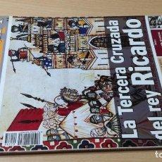 Collectionnisme de Magazine Historia 16: HISTORIA 388 TERCERA CRUZADA DEL REY RICARDO ESQ505. Lote 218167318