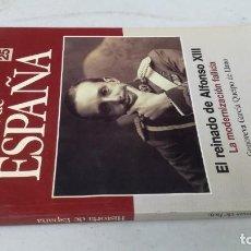 Coleccionismo de Revista Historia 16: HISTORIA 16 ESPAÑA - 25 - EL REINADO ALFONSO XIII MODERNIZACION FALLIDA GRAVOL 34. Lote 218167670
