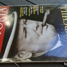 Coleccionismo de Revista Historia 16: LA AVENTURA DE LA HISTORIA -39 DE 2002 CHURCHILL, DON SEBASTIAN DE PORTUGAL, SAN ANTON X104LIO. Lote 218233970