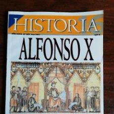 Coleccionismo de Revista Historia 16: HISTORIA 16. Nº 325. ALFONSO X ¿SABIO Ó LOCO?. Lote 218977391