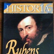 Coleccionismo de Revista Historia 16: HISTORIA 16. Nº 335. RUBENS, PINCELES Y DESPACHOS. Lote 218978261