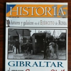 Coleccionismo de Revista Historia 16: HISTORIA 16. Nº 318. GIBRALTAR AL EMPEZAR LA GUERRA CIVIL. Lote 218978447