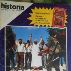 Coleccionismo de Revista Historia 16: HISTORIA 16. NUMERO 189 ORIENTE MEDIO LA CONFERENCIA DE LA ESPERANZA. LA CONQUISTA DE GRANADA. Lote 219470712